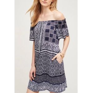 Anthropologie One September Cayucos Tunic